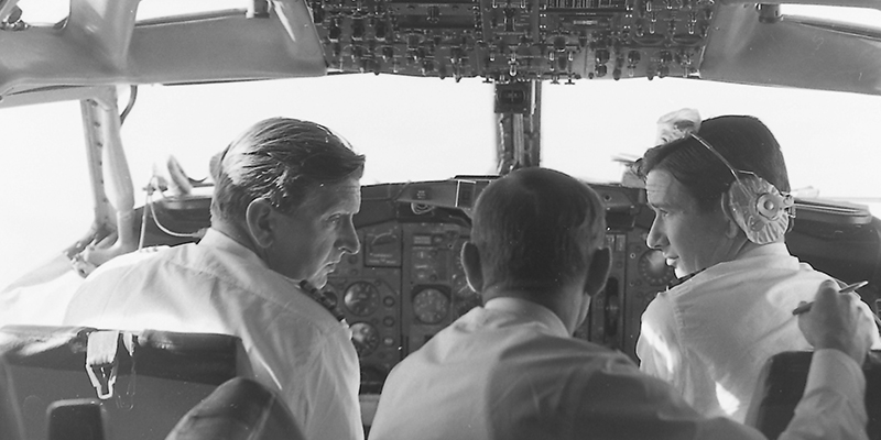 Were the 50s and 60s really The Golden Age for air travel? | BALPA